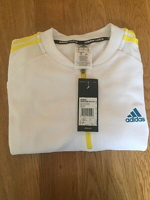 Men's Cycling Jersey Climalite Adidas Size L Brand New