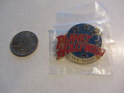 Planet Hollywood Lake Tahoe Pin