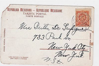 Early Mexico Post Card   R 2158