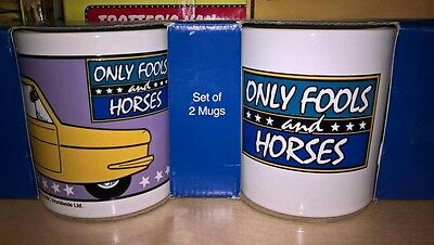 Only Fools and Horses Rare Mugs