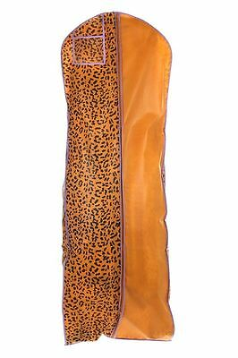 Garment Bag LEOPARD Breathable One Dozen High Quality for Bridal Wedding Dresses