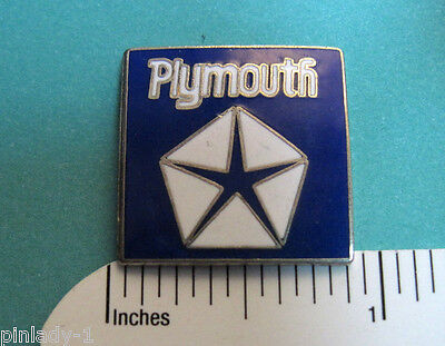 PLYMOUTH   - hat pin, , lapel pin , tie tac, hatpin , GIFT BOXED