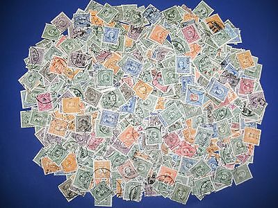 China Republic - 500 used Stamps
