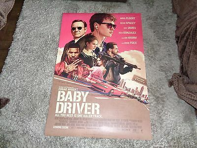 BABY DRIVER DS one sheet MAIN DESIGN