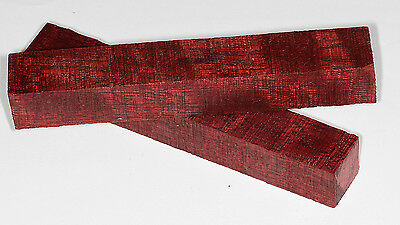 Pen Blanks Purpleheart Rare Turning Blanks 130mm Two Pack
