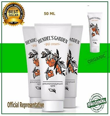 Goji Berry Hendel`s Garden Qulitats Zertificat ORIGINAL Revitalizing Cream.SET