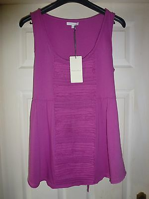 Mamas & Papas Tunic Top Pink  Size 16/18 New with Tags £24