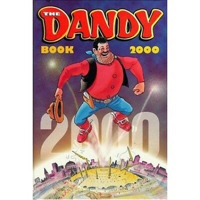 The Dandy Book 2000 from D.C. Thompson & Co