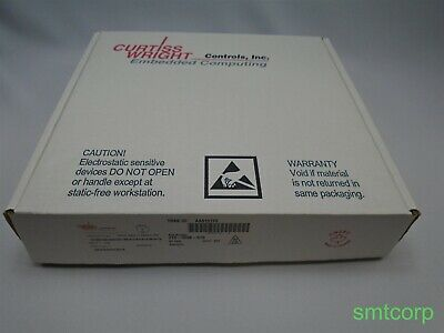 Curtiss Wright Controls VPX3-683 3U 24x 1GbE + 2x 10GbE  Switch/Router