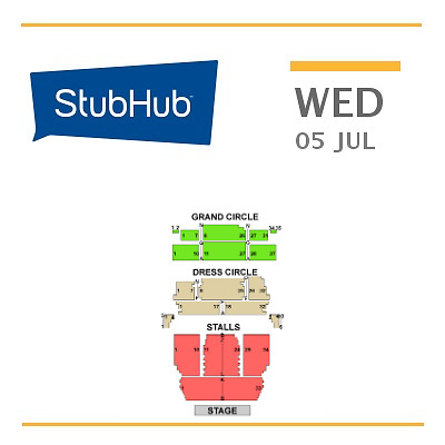 Aladdin The Musical London Tickets - London