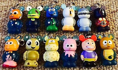 Disney Vinylmation Finding Nemo Set Of 12 With Chaser - Nemo Vinylmation Jr's