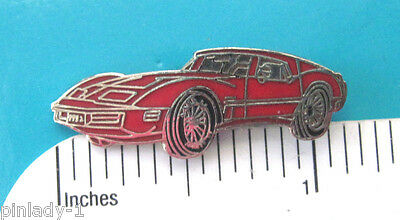 Chevrolet Corvette Stingray -  hat pin , lapel pin , tie tac , hatpin GIFT BOXED