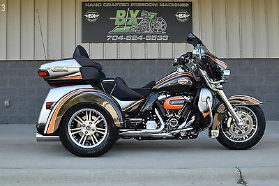 2017 Harley-Davidson Touring  2017 TRI-GLIDE TRIKE CUSTOM  *FLAWLESS* $11K IN XTRA'S!! 1 OF A KIND!! HURRY****