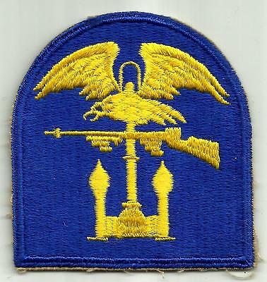 US Army Amphibious Command SSI Patch