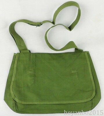 Vietnam War Chinese Military Pla 1965 Type Canvas Bag Pouch-  -G159