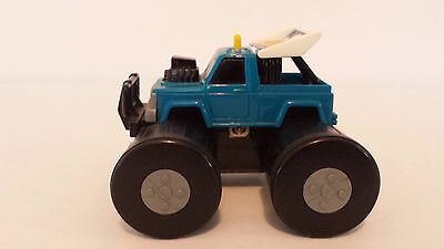 Vintage Illco Toy Water Buggy Battery Operated 4X4 Truck 1980's - Works - Rare