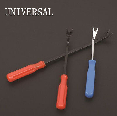 3pcs Removal Clip Trim Pry Tool for Car Door Window Trim Molding  Panels Remover