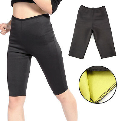 Pantalone Fitness Pantaloncino Hot Shapers Palestra Fitness Dimagrante Donna