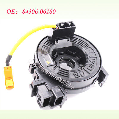 84306-06180 Airbag Spiral Cable Clock Spring Fit Toyota Corolla Camry RAV4 NEW