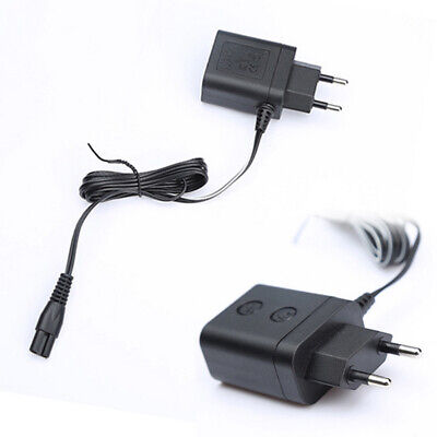Electric EU Plug AC Power Charger Cord Adapter For Philips Norelco Shaver Razor