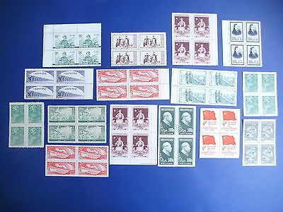 China Lot - MNH