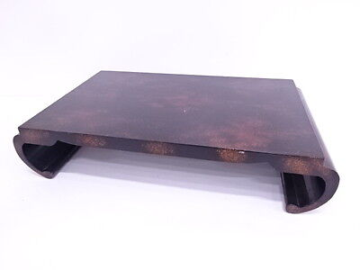 3074258: Japanese Tea Ceremony / Lacquered Flower Vase Stand