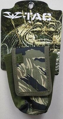 Valken V-Tac Paintball Grenade Smoke Pouch TIGER One Size 20562 NEW