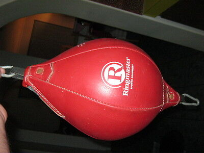 RIngmaster Floor to Ceiling Ball   Boxing Punching Speed BALL