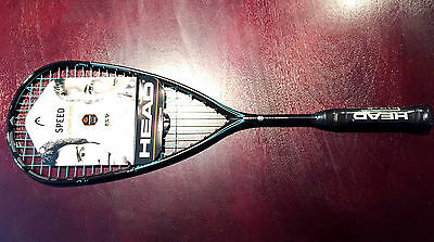 Head Graphene Touch Speed 120 Slimbody - squash racquet - NEW 2017/18 MODEL!