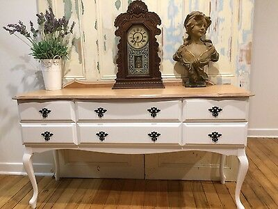Sofa/Hall/Entrance Table, Buffet, TV Unit, French Provincial  Sideboard