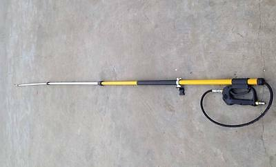 18Ft Water Fed Telescopic Window Cleaning Pole Kit Hot Ct233