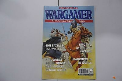 Practical Wargamer August 1998 Horse And Musket Period Rules-Wargames Mag