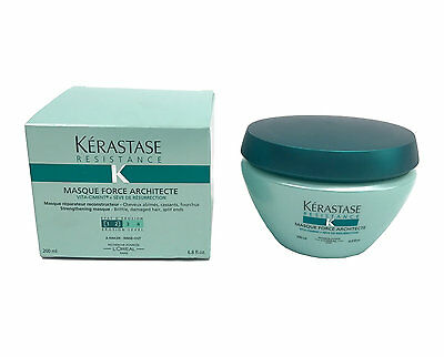 Kerastase RESISTANCE Masque Force Architecte 200 ml NEW SEALED