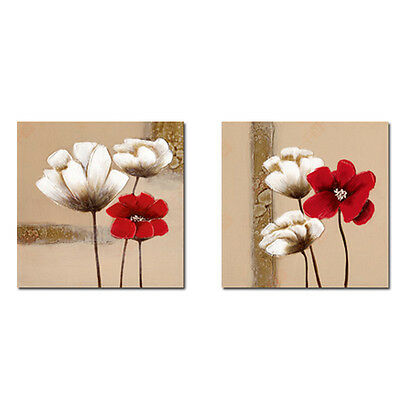 Painting Picture Canvas Print Abstract Wall Art Home Decor Flowers Landscape