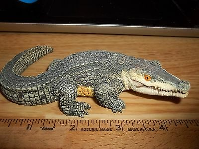 Alligator -  For Your Doll House-- Resin