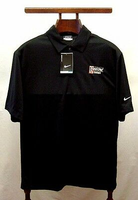 Golf Shirt Nike Dri-Fit Ketel One Men's Size L New with Tags New Old Stock