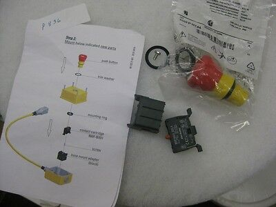 Lagler Hummel Red Button / E-Kill Switch - Inside parts Part# P836