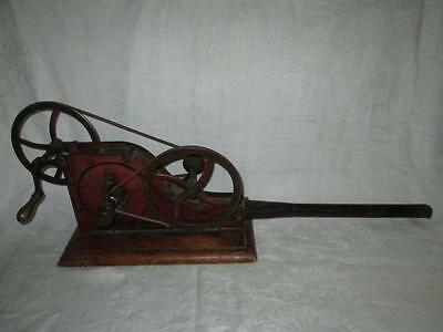 ~RARE~ Antique Victorian Mechanical Bellows