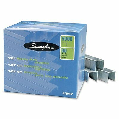 Swingline S.F. 39 Heavy-Duty Staples, 0.5-Inch Leg Length, 90 Page Capacity, per