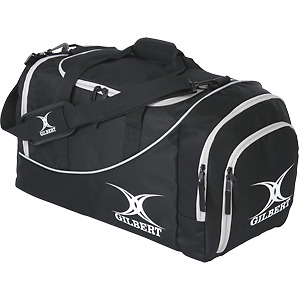 Gilbert Rugby Club Luggage Holdall Senior Players Large Compartment Travel Bag