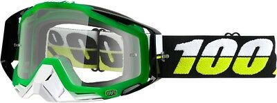 NEW 100% Racecraft Goggles Simbad w/Clear Lens