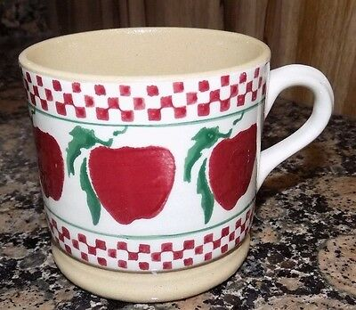 nicholas mosse  APPLE   SMALL MUG 8CM new