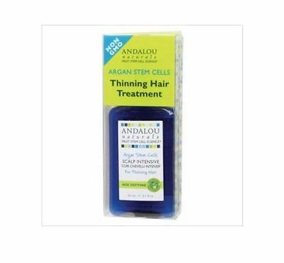 Andalou Naturals Age Defying Hair Thinning Treatment Scalp Intensive New Sealed