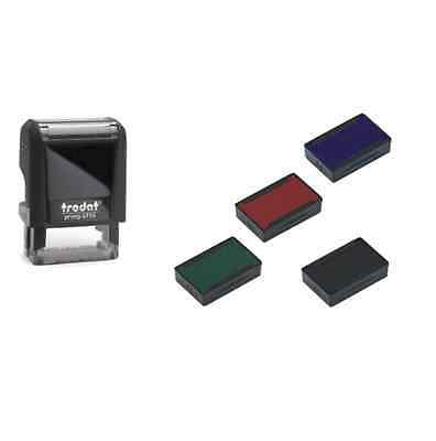 Rubber stamp TRODAT Ink pad Replacement cushions Printy 4910 4911 4912 4913 4915