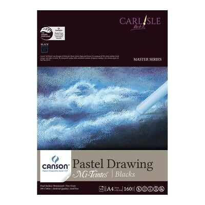 Canson Mi-Teintes Pastel Pad. Choose Your Colour Pads A4