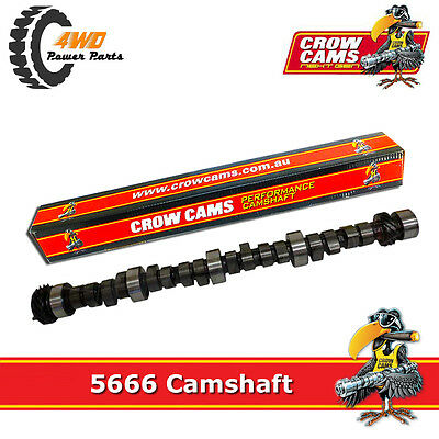 Crow Cams Holden 253 308 V8 Red Blue Black Hydraulic Performance Camshaft 5666