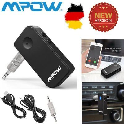 Mpow Tragbare Bluetooth 4.1 Empfänger Drahtlos Bluetooth Receiver Adapter DE