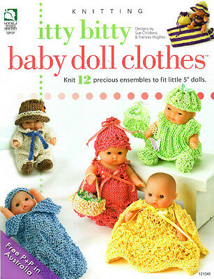 NEW Itty Bitty Baby Doll Clothes by Sue Childress & Frances Hughes