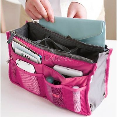 1Pcs Women Clothes Storage HandBags Packing Cube Travel Luggage Organizer Pouch