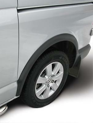 Genuine Volkswagen T5 Transporter Wheel Arch Protection Kit for SWB vehicles